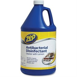 Zep Inc. Lemon Antibacterial Disinfectant Cleaner