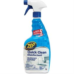 Zep Inc. Quick Clean Disinfectant