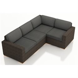 Arden 4 Piece Outdoor Sofa  Set