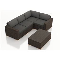Arden 5 Piece Outdoor Sofa  Set