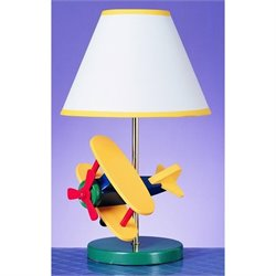 Cal Lighting Resin Kids Lamp