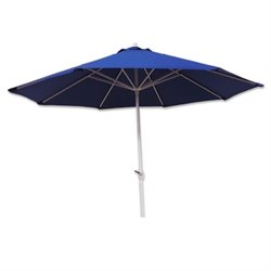 Patio Heaven Patio Umbrella in Blue