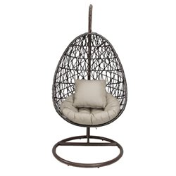 Patio Heaven Signature Patio Armless Swing Chair