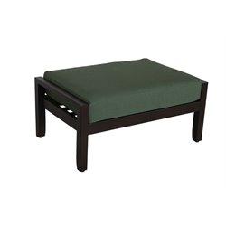 Biscay Patio Wicker Ottoman