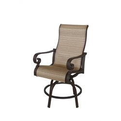 Riva Patio Sling Bar Stool
