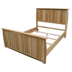 Adamstown Panel Bed in Natural