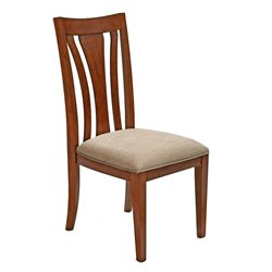 A-America Grant Park Dining Chair in Pecan