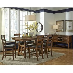 A-America Ozark Counter Height Dining Set