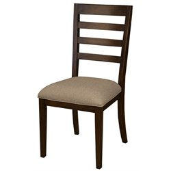 A-America Westlake Ladderback Dining Chair in Cherry Brown