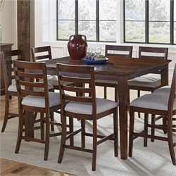 A-America Westlake Extendable Butterfly Counter Height Dining Table