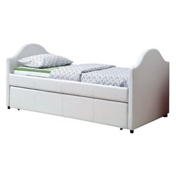 Jenning Upholstered Daybed with Trundle