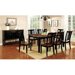 Delila 9 Piece Extendable Dining Set