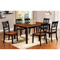 Maxey 7 Piece Extendable Dining Set