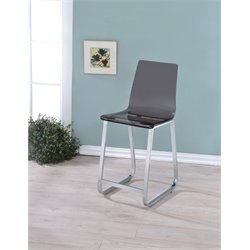 Jones II Acrylic Bar Stool 2