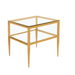 Venzini Square End Table