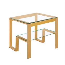 Ayetti Square End Table
