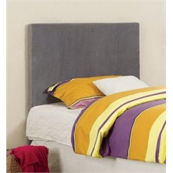 Ramone Panel Leather Headboard 1