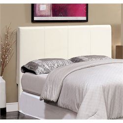 Ramone Panel Leather Headboard 5