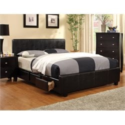 Esquivel Storage Platform Bed