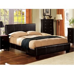 Sentrium Upholstered Platform Bed