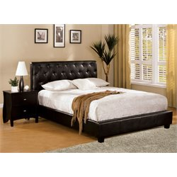 Naylor Tufted Platform Bed