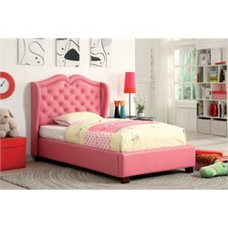 Harla Upholstered Bed 2