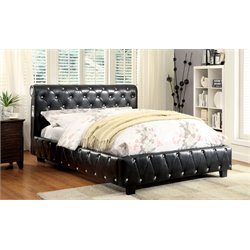 Morella Upholstered Platform Bed