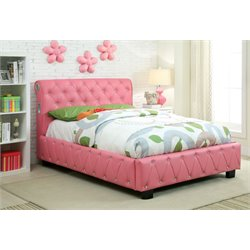 Morella Upholstered Platform Bed 2