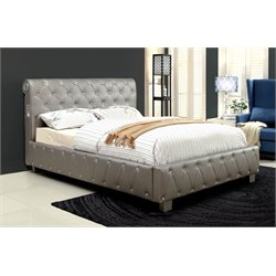 Morella Upholstered Platform Bed 3