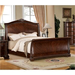 Maddington Sleigh Bed