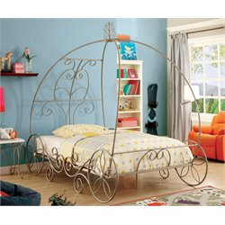 Heiress Metal Bed