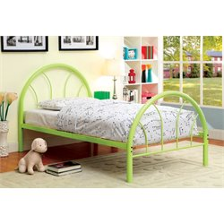 Capelli Metal Arch Bed