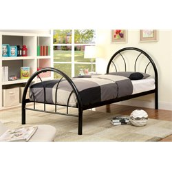 Capelli Metal Arch Bed 1