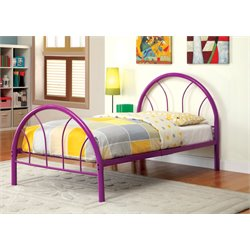 Capelli Metal Arch Bed 3