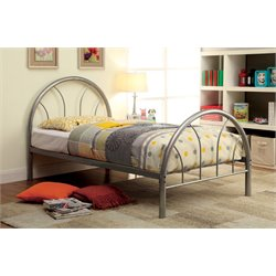 Capelli Metal Arch Bed 5
