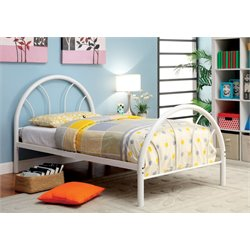Capelli Metal Arch Bed 6