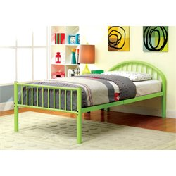 Capelli Metal Slat Bed