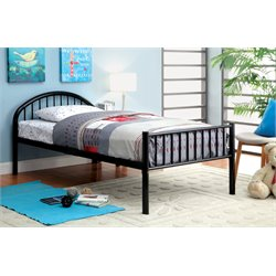 Capelli Metal Slat Bed 1