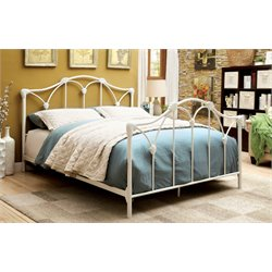 Maribell Metal Platform Bed