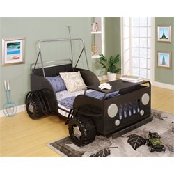 Trooper Twin Metal Bed