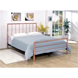 Constanza Metal Slat Bed