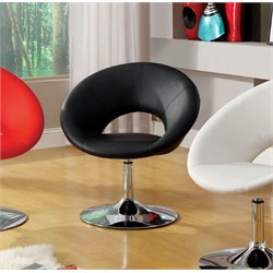 Perras Swivel Accent Chair