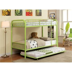 Capelli Full over Full Metal Bunk Bed