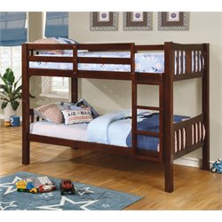Yasmine Twin over Twin Bunk Bed