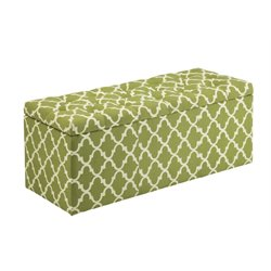 Haas Upholstered Storage Ottoman