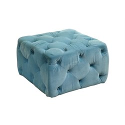 Bloom Tufted Upholstered Ottoman