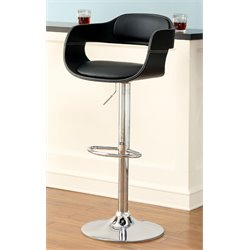 Austen Adjustable Swivel Bar Stool
