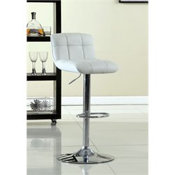 Andie Adjustable Swivel Bar Stool