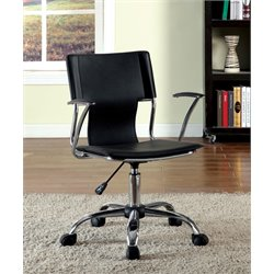 Keller Adjustable Leather Office Chair