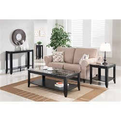 Ento 4 piece Faux Marble Top Coffee Table Set